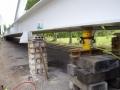 Pont reconstruction Juillet 2011