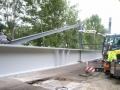 Pont reconstruction Juin 2011