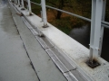 Pont reconstruction Novembre 2011