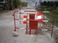 Pont reconstruction Octobre 2011