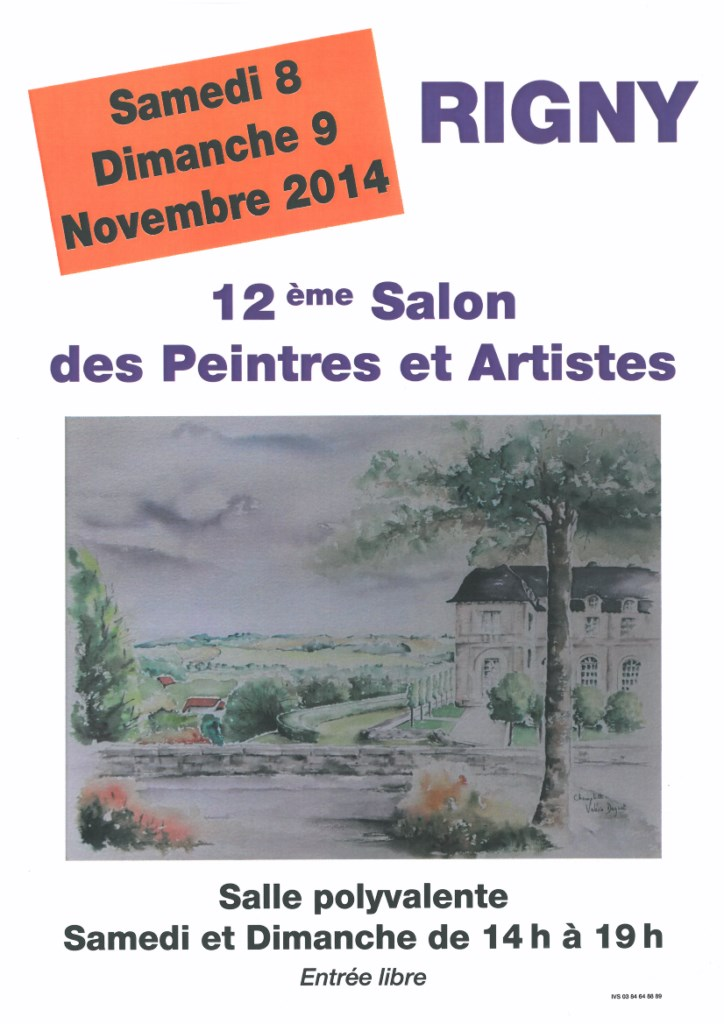 2014 Rigny Salon des peintres [1024x768]